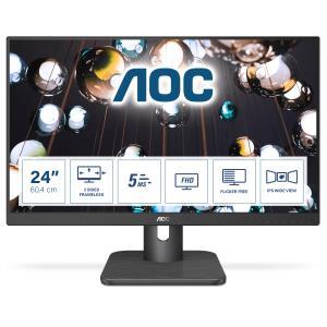 Desktop Monitor - 24E1Q - 23.8in - 1920x1080 (Full HD) - 5ms