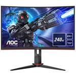 Curved Monitor - C27G2ZE/BK - 27in - 1920x1080 (Full HD) - 0.5ms 240Hz