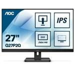 Desktop Monitor - Q27P2Q - 27in - 2560x1440 (WQHD) - IPS 4ms