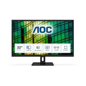 Desktop Monitor - Q32E2N - 31.5in - 2560x1440 (WQHD) - IPS 4ms