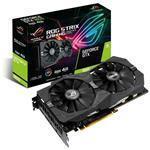 Graphics Card ROG-STRIX-GTX1650-O4G-GAMING / GeForce GTX 1650 GDDR5 4GB Pci-e