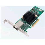 Adaptec Host Bus Adapter 7085H Cntrller SAS/SATA, 8 Ext Port, PCI-e, Low-profile MD2 - Sgl