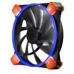 Truequiet 120 Ufo Case Fan - Blue