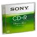 Cd-r Media 700MB 48x 80min Jewel Case