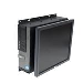 Wall Mount With Fixed Monitor For Optplx 790sff/990sff